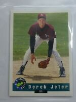 1992 Classic Draft Picks Derek Jeter #6