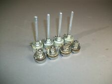 Mixed Lot of 8 Centralab Potentiometer - New