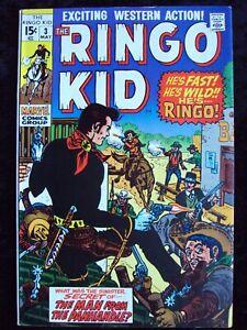 RINGO KID #3 MARVEL COMICS WESTERN