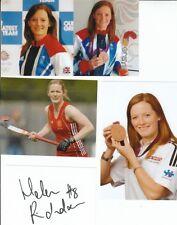 Helen Richardson: Olympia 2012 Bronze Hockey GBR