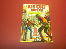 KID COLT OUTLAW #144 Atlas/Marvel western comic book 1970