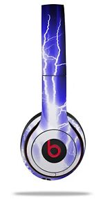 Skin Beats Solo 2 3 Lightning Blue Wireless Headphones NOT INCLUDED