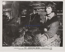 THE FOX 1968 8X10 KEIR DULLEA  ANNE HEYWOOD CLASSIC LESBIAN ROMANCE
