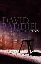 The Secret Purposes by David Baddiel (Hardback, 2004)