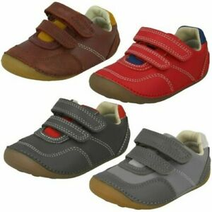 Boys Clarks Casual First Shoes 'Tiny Dusk'