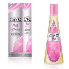 New* Cre-C Fem Shampoo Hair Loss  Cre-C Fem shampoo Caida de Cabello 13 oz