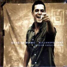 ALEJANDRO SANZ - NO ES LO MISMO ED.ES.GIRA CD+DVD [CD]