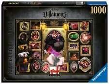 Ravensburger Disney Villainous Ratigan 1000pc Puzzle
