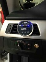 Exclusive custom made Air Vent Gauge Pod, 52mm or 45mm, Fit BMW E92