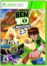 Ben 10 Omniverse 2 Xbox 360 New Xbox 360, Xbox 360
