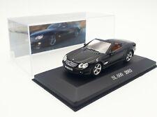 1:43 Altaya Mercedes Benz SL 600 R230 2003 Modellauto #4140