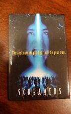 Screamers pin button/badge -