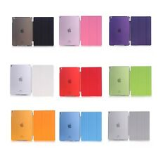 Slim Smart Case Magnetic Leather Cover for Apple iPad Mini Air 1 2 3 4 2017 2018