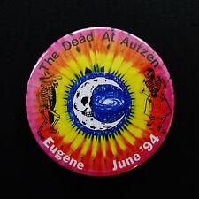Grateful Dead Pin Button Eugene Oregon '94 U of O 6/17,18,19/1994 Pinback Badge