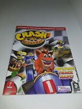 Crash Nitro Kart : Prima's Official Strategy Guide by Prima Temp Authors Staff a