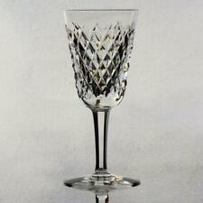 SET OF 8  WATERFORD ALANA CORDIAL/LIQUOR GLASSES