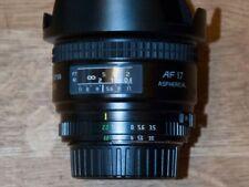 Tokina 17mm F/3.5 aspherical Lens For Nikon Nikkor Mount