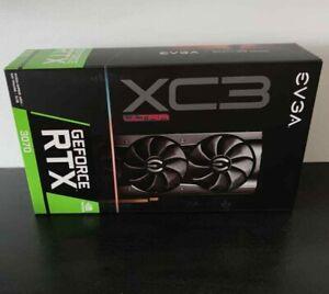 EVGA GeForce RTX 3070 XC3 ULTRA 8GB NEU ✅ Schneller Versand ⚡️ Mining ⛏️ Gaming