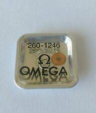 Omega 260 # 1246 Minute  Wheel Genuine Swiss Factory Sealed New
