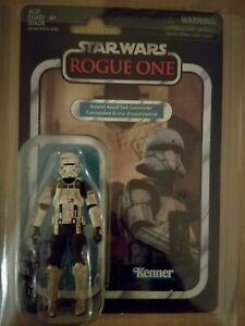 Star wars vintage collection imperial tank commander