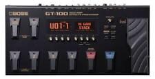 BOSS ROLAND GT 100 PEDALIERA MULTIEFFETTO  chitarra elettrica,nuova!