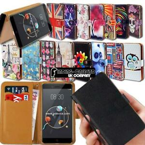 For Various ARCHOS 50 Smartphones Leather Smart Stand Wallet Case Cover