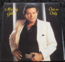 MICKEY GILLEY One And Only LP