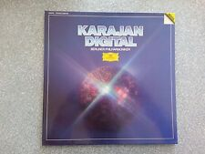 Karajan Digital Multiple Artists LP Record
