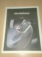 catalog vintage skateboard alien workshop habitat fall 2006 .D