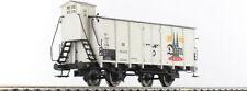 Brawa 49005 für Märklin Gedeckter Güterwagen G 10 Dom Kölsch DB Ep. III