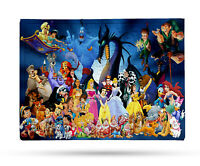 Disney Mickey Mouse & Family Jigsaw Puzzle 80 Pieces A5 Home Family Game Gift