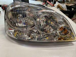 Genuine Suzuki 35100-85Z00 Right/ Pass Side Headlight 2004 Forenza