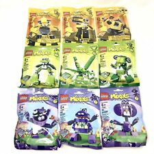 LEGO Series 6 Mixel Complete Set 9 Bags New (41545-41553)