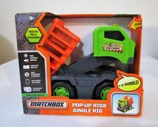 Matchbox Plastic Diecast Trucks