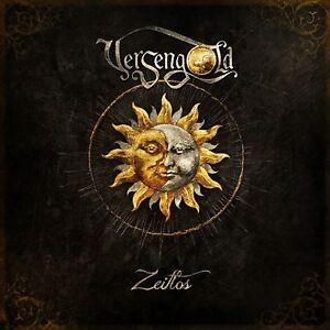 VERSENGOLD Zeitlos CD Digipack 2015