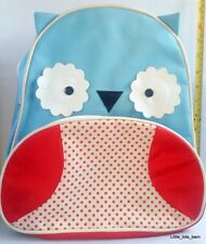 LTB: GIRLS OWL SCHOOL BACKPACK BAG