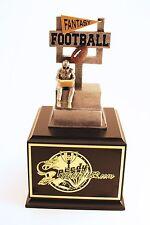 Fantasy Football Trophy 12 Year Perpetual - Free Engraving!