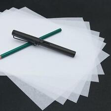 100 Sheets16K Transparent Tracing Paper Writing Calligraphy Copying Paper T Top