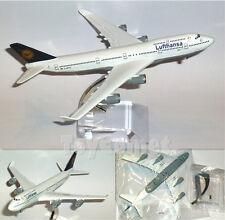 Lufthansa Airlines Boeing 747 Airplane 16cm DieCast Plane Model
