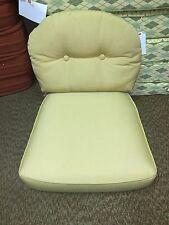 Frontgate Charleston Outdoor Patio Chair Replacement Cushion Golden Sesame 25x24