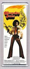 CLEOPATRA JONES - movie poster - 'WIDE' FRIDGE MAGNET - 70's Classic!