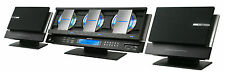 Karcher MC 6570 Kompaktanlage 3-fach CD-Wechsler, CD/MP3, SD-Karten USB Stereo
