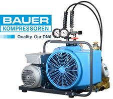 BAUER COMPRESSOR JUNIOR II/W with electric motor and 2pressure ranges scuba Dive