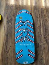 "New Powell Peralta ""Vato Rat Bones� reissue skateboard deck 2016 Shrink!"