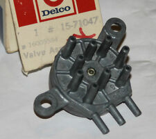 GM DELCO GR9 .280 HEATER VALVE ASSEMBLY 16037768 15-71032 NOS OEM