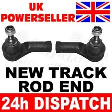 Renault Kangoo 1999-2008 RIGHT & LEFT Outer Tie Track Rod Ends x 2