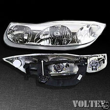 2001-2002 Saturn SC1 Headlight Lamp Clear lens Halogen Left Side Coupe