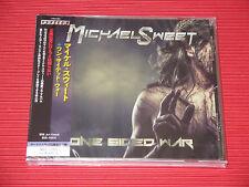 2016 MICHAEL SWEET One Sided War with Bonus Tracks Stryper   JAPAN CD