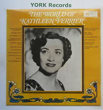 KATHLEEN FERRIER - The World Of ... - Excellent Con LP Record Decca PA 172
