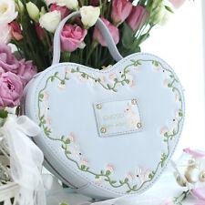 Sweet Elegant Lolita Mori Girl Embroidery Handbags Messenger Bag Shoulder Bags